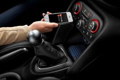 Wireless charging available in cars this year.