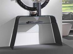 Giulietta Console Table by LA Vetreria - $1,600.00