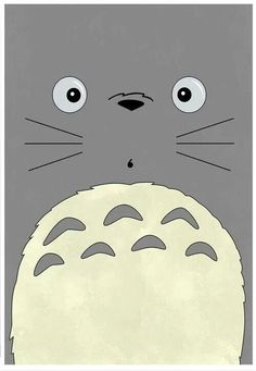 Cute My Neighbor Totoro iPhone 6 wallpaper | Wallpaper | Pinterest