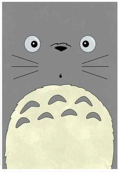 Cute #Kawaii Totoro Wallpaper - Phone wallpapers / backgrounds