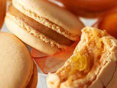 Découvrez la recette Macaron au caramel au beurre salé sur cuisineactuelle.fr.