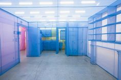 Do Ho Suh, Apartment A, Unit 2, Corridor and Staircase, 348 West 22nd Street, New York, New York, 10011, USA. 2011–2014. (Brian Fitzsimmons)