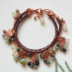 Braccialetti | E-Italy Charmed, Bracelets, Jewelry, Green, Jewlery, Jewerly, Schmuck, Jewels, Jewelery
