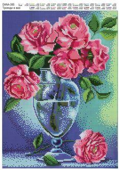 Cross Stitch Embroidery, Cross Stitch Patterns, Cross Stitch Landscape, Cross Stitch Kitchen, Cross Stitch Collection, Flower Embroidery Designs, Pearler Beads, Cross Stitch Flowers, Crochet Patterns Amigurumi