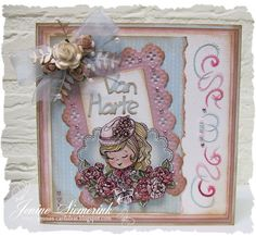 Yvonnes Creations card