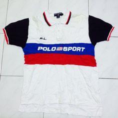 95fc42768e Vintage Polo Sport Ralph Lauren