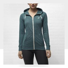 Nike AW77 Time Out Womens Hoodie