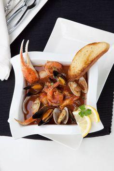 Soup Recipe: Cioppino Stew (Italian Seafood Stew)