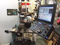 Homemade CNC Milling machine 自作 CNC フライス盤 DIY - YouTube