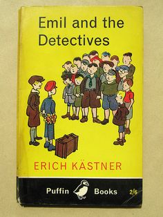 Emil and the Detectives (front) by Joey's Dream Garden, via Flickr