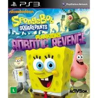 SpongeBob SquarePants: Plankton's Robotic Revenge – Nintendo Wii U Kirby Nintendo, Wii Games, Xbox 360 Games, Wii U, Clash Of Clan, Consoles, Latest Video Games, Nickelodeon, Game Sales