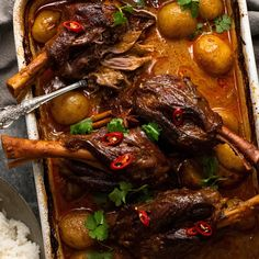 Thai Recipes, Curry Recipes, Indian Food Recipes, Asian Recipes, Dinner Recipes, Cooking Recipes, Healthy Recipes, Easy Lamb Recipes, Keto Recipes