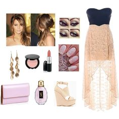 """Formal Night out"" by nici-botha on Polyvore"