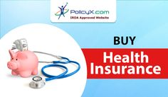 Get free online instant quotes for health insurance.Compare and buy best plan according to your budget and stay healthy. http://www.policyx.com/health-insurance/compare-health-insurance.php
