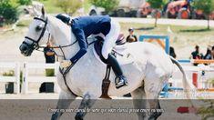 Croyez en votre cheval de sorte que votre cheval puisse croire en vous.