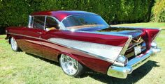 1957 Chevrolet Bel Air For Sale 1957 Chevy Bel Air, Chevrolet Bel Air, Fancy Cars, Chevelle Ss, Collector Cars, Cool Trucks, Old Cars, Motor Car, Dream Cars