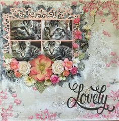 Lovely - Scrapbook.com
