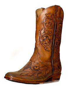luxury cowboy boots $650
