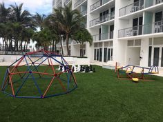 Have you experienced the newest amenities at #GrandBeachMiami yet?  #OceanTerrace #SoMiami