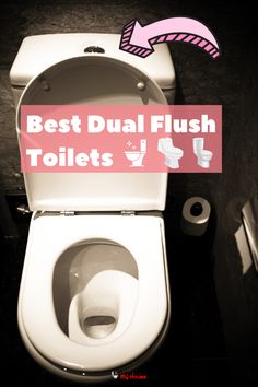 Replacing your old flushing systems with devices that have efficient features will significantly help not only the environment but save you money as well. Here are the best dual flush toilet in the market. New Toilet, Toilet Bowl, Tall Toilets, Liquid Waste, Cast Iron Bathtub, Low Water Pressure, Bidet Toilet Seat, Dual Flush Toilet, Water Conservation