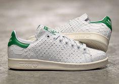 Adidas Stan Smith OG Premium 'Python snakeskin' #Nouvelleco
