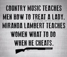Why is country music the best?