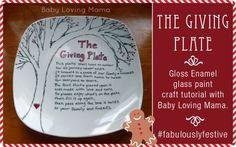 The Sharing Plate Craft Tutorial  + Joann Fabrics 50% OFF COUPON #fabulouslyfestive #sponsored