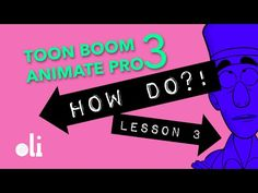 Toon Boom Animate Pro 3 Lesson 3 - How 'Drawings' Behave - YouTube