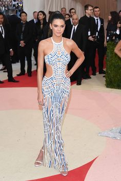 11 Times Kendall Jenner Made the Red Carpet Her Personal Runway