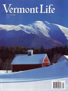 Winter 2000-01. Mount Mansfield, photograph by Andre Jenny.