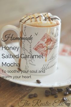 . A delicious, indulgent drink to make those harried moments seem less so and blow that $8 coffee out of the water.