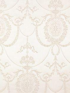 rasch behang   wallpaper rasch non-woven wallpaper Trianon 2015 ornament white 513011