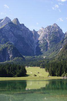Fusine, Friuli