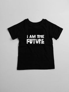I am the future Baby Jersey Short Sleeve Tee