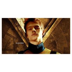 Lucas Till's Havok Returning For 'X-Men Days of Future Past'? ❤ liked on Polyvore featuring x-men