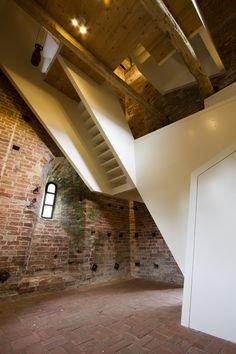 Architecture in Ascendance: innovative staircase design