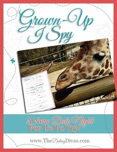 I Spy Date Night for grown-ups!! So fun! www.TheDatingDivas.com #ispy #datenight #freeprintable