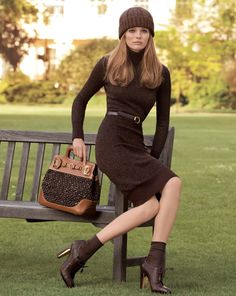 Sixties Inspired cute knit