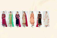 Catalog of #Laila. #43001series Brand name:- #Kala. Set and loose pcs available. Rate:-@900/-  For Enquiry and Order: #WhatsApp 007878817191 #Dealer #Manufacturer #Saree  #Suit #Leggings #Kurti #Lehenga #DesignerSuit #WeddingSuit #CasualSuit #PrintedSuit #HeavyWorkSuit #AnarkaliSuit #DigitalPrintedSuit #EmbroideryWorkSuit #StoneWork #StraightSuit #PlazzoSuit #BookYourOrder #the #style  #TheStyle  #www.thestyle.in #www.textile-bazar.com Plazzo Suits, Lehenga, Saree, Casual Suit, Work Suits, Stone Work, Wedding Suits, Kurti, Brand Names