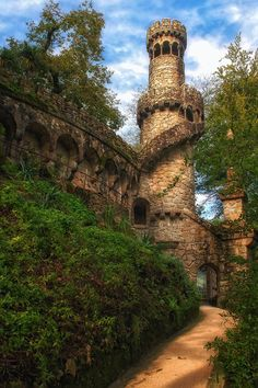 """The Palace Of Mystery: My Pictures Of """"Quinta Da Regaleira"""" Sintra, Portugal"""