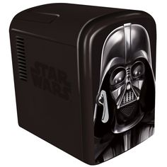 Star Wars Fans! Final Star Wars Darth Vader Mini Fridge. Get it now before it runs out: http://amzn.to/2umYKdP