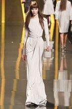 Elie Saab Fashion Week Paris F/W 2012