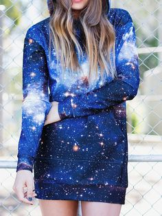 Sz M Galaxy Blue Slouchy Black Milk Clothing Pretty Outfits, Cool Outfits, Casual Outfits, Pretty Clothes, Teen Fashion Outfits, Womens Fashion, Gothic Fashion, Steampunk Fashion, Galaxy Outfit