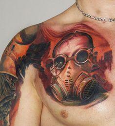 Tattoo Artist - Csaba Kolozsvari | www.worldtattoogallery.com/tattoo_artist/csaba-kolozsvari