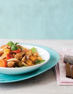 Apetit-reseptit - Broilerisuikaleita ja Hunajaisia Muurikka-kasviksia parilalle. #helpompiarki #kasviksiagrilliin