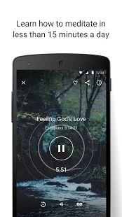 Abide - Christian Meditation- screenshot thumbnail