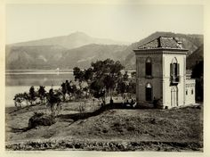 Lago d'Agnano (Napoli) before 1914