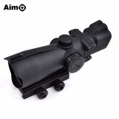63.18$  Buy here - http://aia1v.worlditems.win/all/product.php?id=32774588936 - Aim-O Tactical 2x42 Red Green Dot Rifle Scope reddot 2x Magnification Aiming Device for gun AO3046