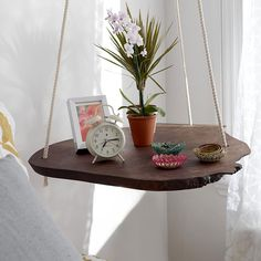 Hanging Table DIY Projects | Mrs. Meyer's