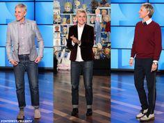 Ellen DeGeneres Wardrobe | Op-ed: Ellen DeGeneres, Style Icon | Advocate.com